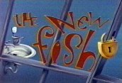 The New Fish Picture Into Cartoon