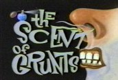 The Scent Of Grunts Cartoon Pictures