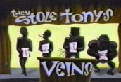 They Stole Tony's Veins Picture Into Cartoon