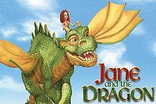 Jane And The Dragon Episode Guide Logo