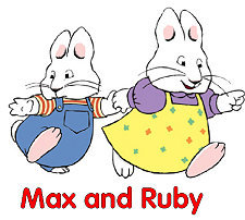 Max and Ruby Episode Guide Logo