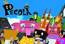 Pecola Episode Guide Logo