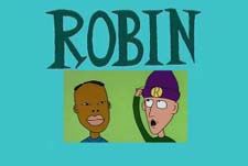 Robin Episode Guide Logo