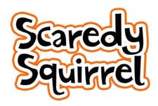 Scaredy Squirrel Episode Guide Logo
