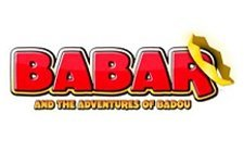 Babar And The Adventures Of Badou  Logo
