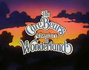 The Care Bears Adventure In Wonderland Picture Of The Cartoon