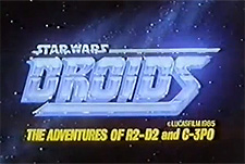 Droids: The Adventures of R2-D2 and C3P0 Episode Guide Logo