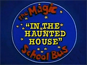 In The Haunted House Picture Of The Cartoon