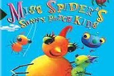 Miss Spider's Sunny Patch Friends Episode Guide Logo