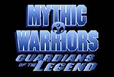 Mythic Warriors: Guardians of the Legend Episode Guide Logo