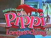 Pippi Goes Up In A Balloon Cartoon Picture