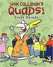 The Fraud Quad Cartoon Pictures
