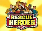 Rescue Robots Cartoon Picture
