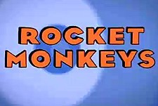 Rocket Monkeys  Logo