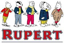 Rupert Episode Guide Logo