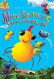 Miss Spider's Sunny Patch Kids Free Cartoon Picture