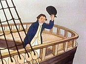 Captain Cook Pictures In Cartoon