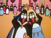 The Tender Tale Of Cinderella Penguin Cartoon Picture
