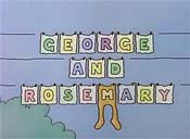 George And Rosemary Cartoon Picture