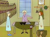 My Grandmother Ironed The King's Shirts Cartoon Picture