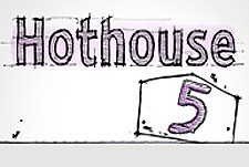 Hothouse 5 Theatrical Cartoon Logo