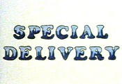 Special Delivery Cartoon Picture