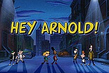 Hey Arnold! Episode Guide Logo