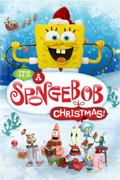 It's A SpongeBob Christmas!  Pictures Of Cartoon Characters