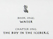 The Boy In The Iceberg, Part 1 Cartoon Picture