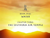 The Southern Air Temple Cartoon Picture