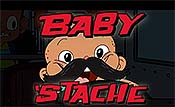 Baby 'Stache The Cartoon Pictures