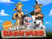 Barnyard Games Cartoon Funny Pictures