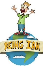 Is There An Ian In The House? Picture Into Cartoon