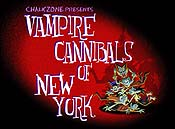 Vampire Cannibals Of New York Cartoon Character Picture