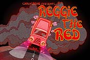 Reggie The Red Cartoon Character Picture