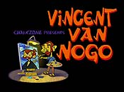 Vincent Van Nogo Cartoon Character Picture