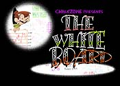 The White Board Cartoon Character Picture
