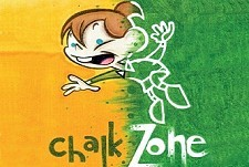 ChalkZone Episode Guide Logo