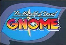 The World of David the Gnome Episode Guide Logo
