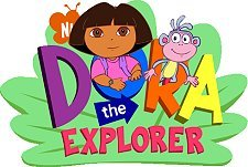 Dora the Explorer Episode Guide Logo