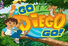 Go, Diego, Go! Episode Guide Logo