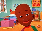 The Incredible Shrinking Little Bill Cartoon Picture