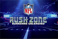 NFL Rush Zone: Guardians Unleashed Episode Guide Logo