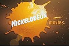 Nickelodeon Movies Theatrical Cartoon Logo