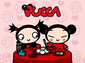 Dance Pucca Dance Free Cartoon Picture