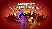 Monster's Great Escape Picture To Cartoon