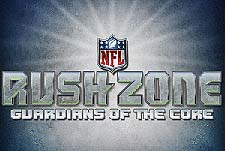 NFL Rush Zone: Guardians Of The Core Episode Guide Logo
