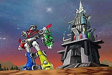 Voltron Force Episode Guide Logo