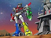 Hungry For Voltron Cartoon Character Picture