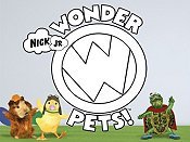 Save the Wonder Pets! Picture Into Cartoon